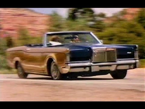70 Lincoln Continental Mark III in movie - YouTube
