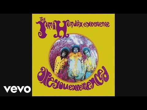 Jimi Hendrix - Are You Expereinced preserved in the National Recording Registry Thumbnail image