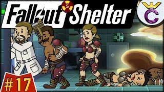 ПОДГОТОВКА К КОГТЯМ СМЕРТИ | Fallout Shelter Выживание [17]