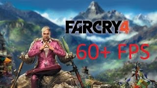 INCREASE FAR CRY 4 FPS +60 BEST LAG FIX