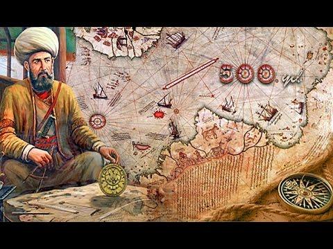 Piri Reis'in Dünya Haritasının Sırrı