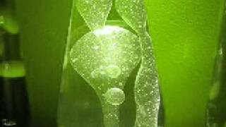 Homemade lava lamp to the incredibly beautiful Marina Celeste (Nouvelle Vague)