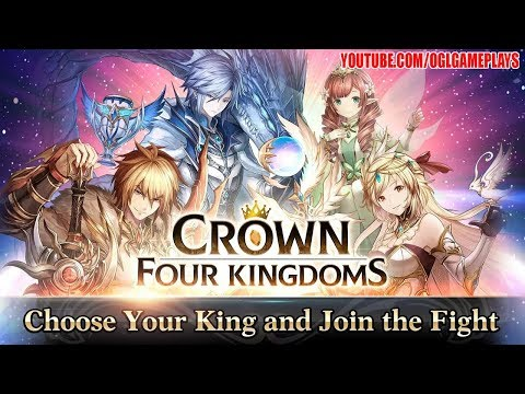 Crown Four Kingdoms Android/iOS Gameplay