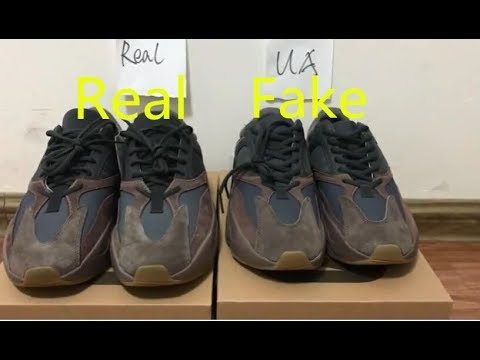huge discount 0f7a8 5ec42 Comparison Real VS Fake Adidas Yeezy Boost 700