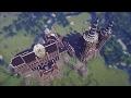 Castle Timelapse | Minecraft Let's Build It!