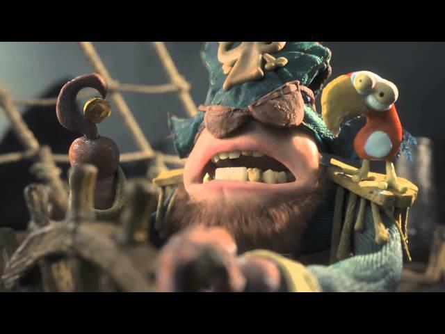 'The Pirate' - Mindbender