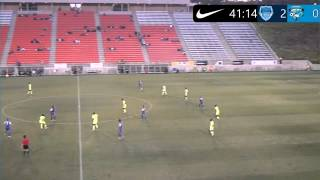 USL Pro Soccer LA Blues Vs Antigua Barracuda FC