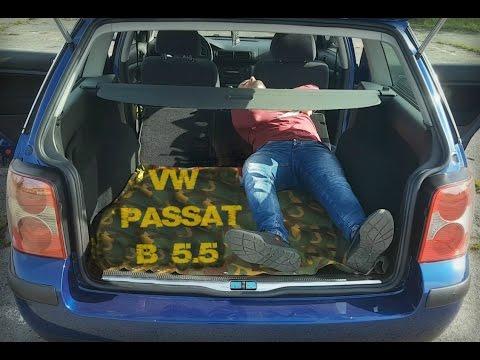 Test polovnjaka: VW Passat B5.5 1.9 TDI