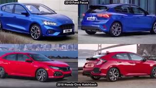 2019 Ford Focus Vs 2018 Honda, Who Is Better ?