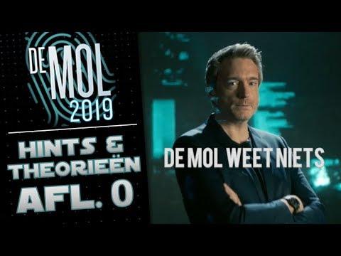 ER IS NOG GEEN MOL?! - de Mol 2019 (België) Hints & Theorieën Aflevering 0