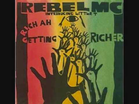 Rebel MC - Rich Ah Getting Richer (Orchestral Instrumental)