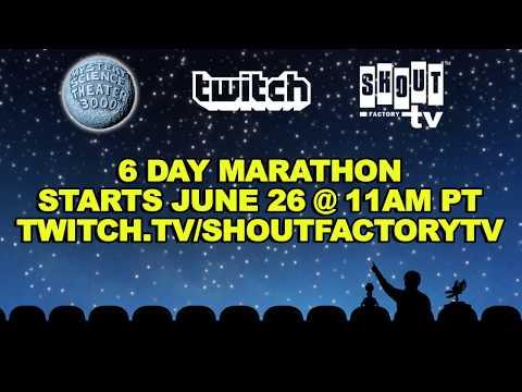 Mystery Science Theater 3000   Twitch Marathon [HD]   Promo