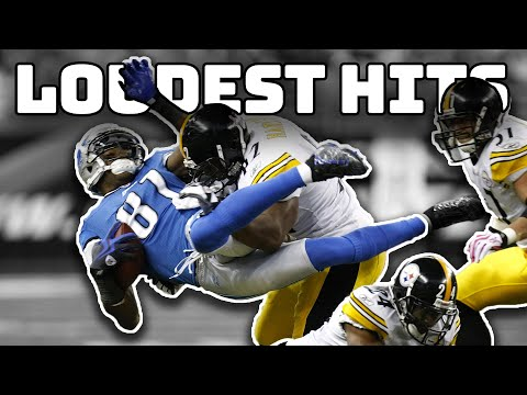 NFL Big Hits 'Mic'd Up' || HD