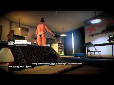 """Watch Dogs Arrested """"NUDE MOD"""" - NSFW from YouTube · Duration:  42 seconds"""