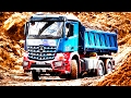 BIG Rc Truck Action! MB Arocs! MAN! ScaleART! Liebherr! Scania! Thank you for about 30K Sub´s!