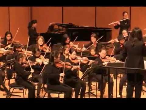 Bach on Radio (영화 박쥐 ost) 2012 동탄 유스챔버