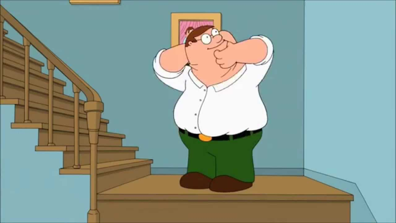 Away Peter Gif Step Griffin