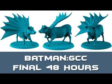 Batman: Gotham City Chronicles Final Update