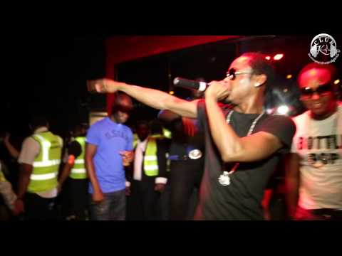 Stylo G Live Performance At Club K Hounslow