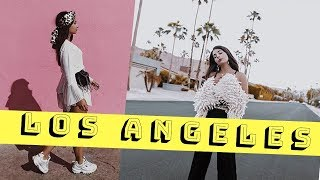 LOS ANGELES WITH TYCIA & LENA SITUATIONS