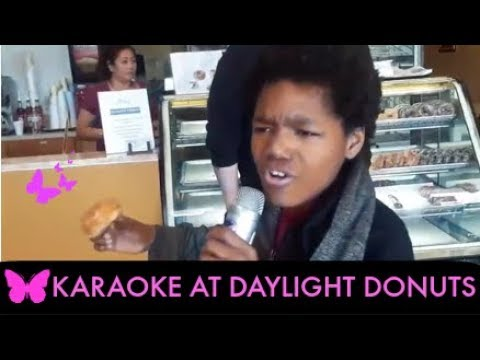 KARAOKE AT DAYLIGHT DONUTS | From NY to NC Episode 53