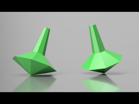 3D Printing Lesson Plan Overview   Design your own Spinning Top