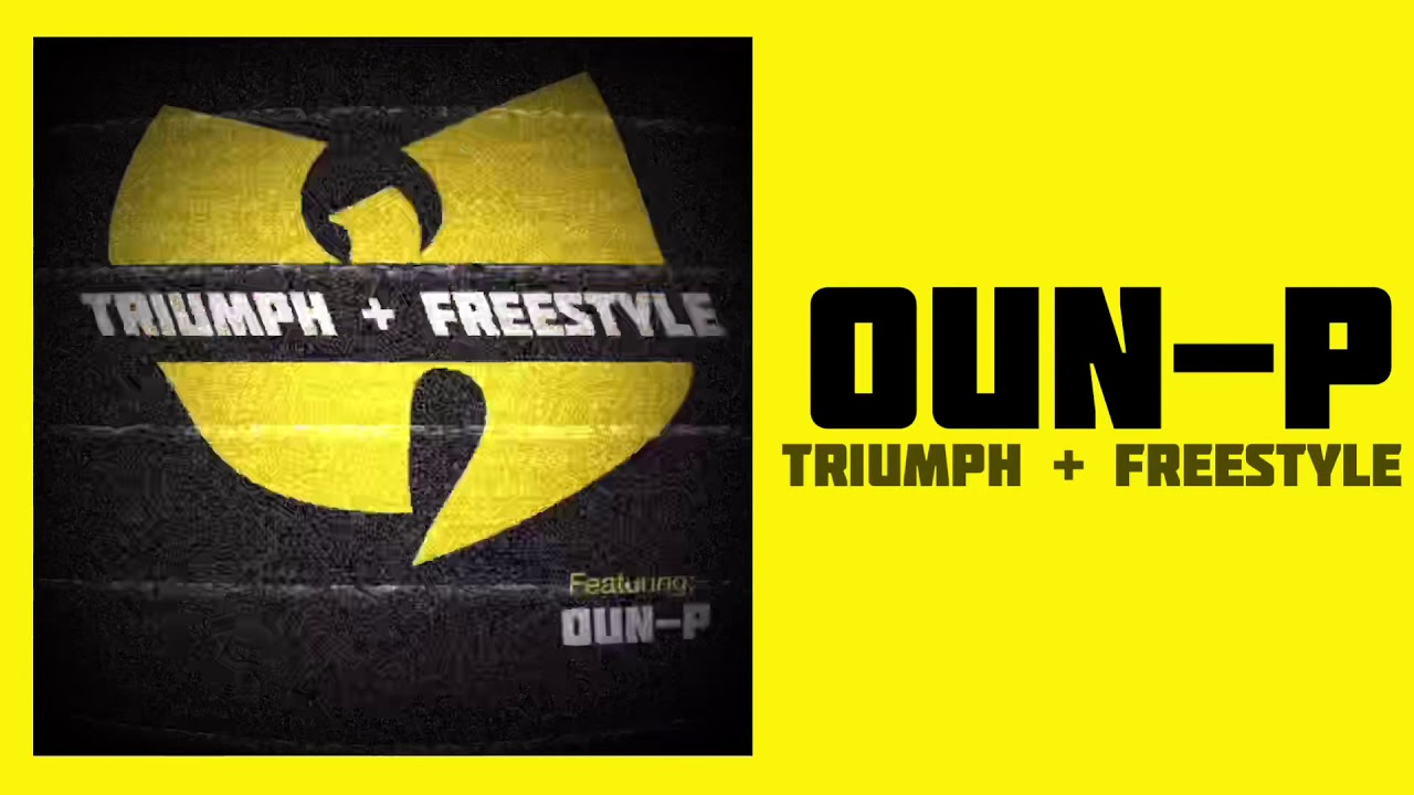 Oun-P - Triumph ( Freestyle ) FLASHBACK FRIDAY