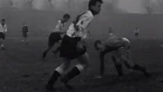 Voetbalzege voor Nederland tegen Duitsland (1956)