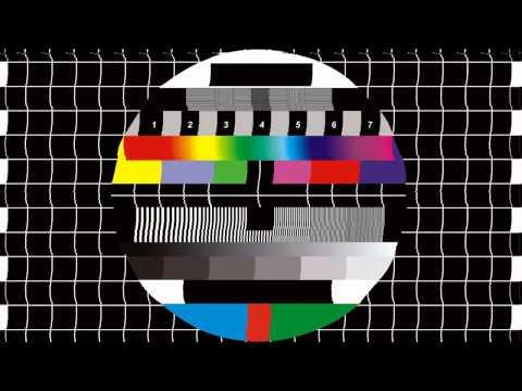 Test Card & Bruton Music Compilation [720p VHS]