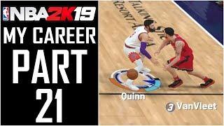 NBA 2K19 - My Career - Let
