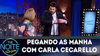 Pegando as manha com Carla Cecarello - Ep. 3 | The Noite (16/05/18)