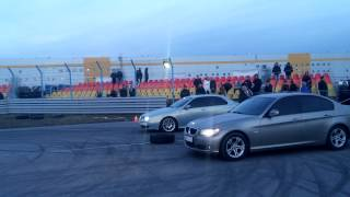 Alfa Romeo 156 vs Bmw 320 Е90