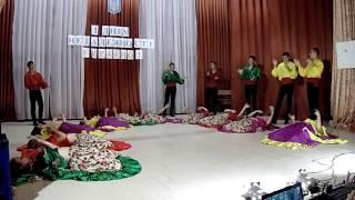 День Независимости Украины - 2018. Танцует