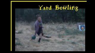 Yard Bowling (Ten Bottle )