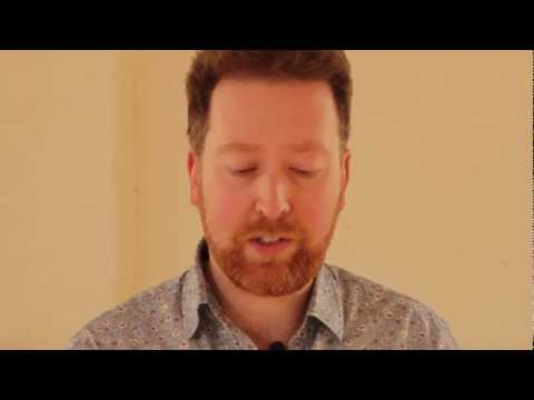 Gregory Normington reads 'Pile-Up'