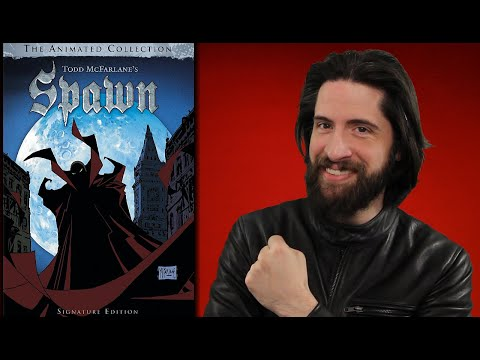 SPAWN (The Animated Series) - Review by Jeremy Jahns