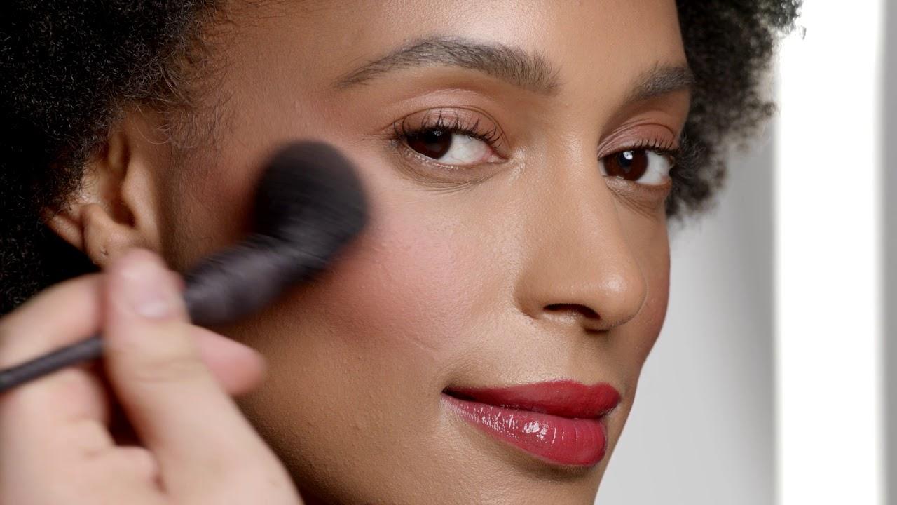 Liberte skin on dark nars blush NARS Cosmetics