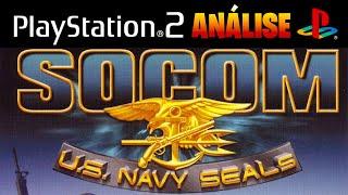 [Análise] SOCOM: U.S. Navy SEALs - PS2