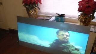 PROJECT SLEEPING GIANT WILL BE THE BEST PROJECTION SCREEN SOON TO BE ON THE MARKET!