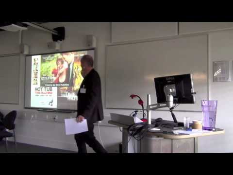 Child in Time Conference: Dr Bruce Bennett, Lancaster University
