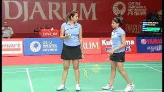 Download Video R16 - WD - M. Jauhari / G. Polii vs. Jwala Gutta/Ashwini Ponnappa - 2011 Djarum Indonesia Open MP3 3GP MP4