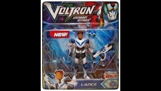 Voltron Legendary Defender Lance FULL Review