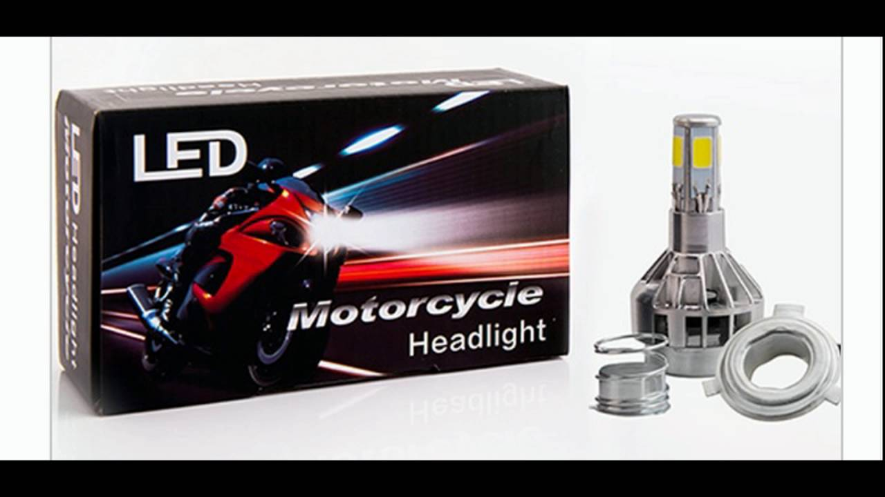 test h4 led cree motorcycle headlight youtube. Black Bedroom Furniture Sets. Home Design Ideas