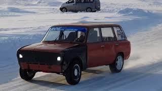 Bamba Garage. RDS Ural Ice Matsuri, дрифт  Тюмень. 02.02.19