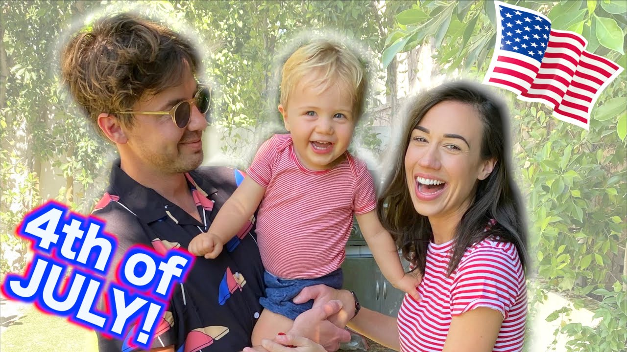 COLLEEN BALLINGER'S 4TH OF JULY SPECIAL!