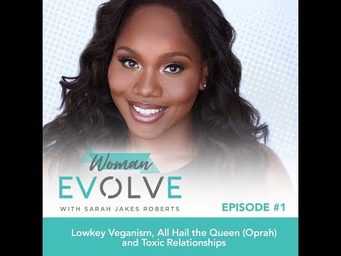 Woman Evolve Podcast Episode 01
