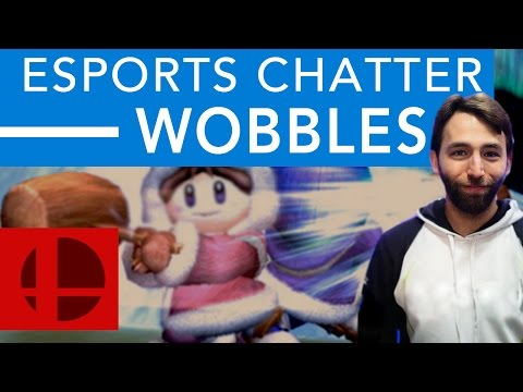 "PG FX Robert ""Wobbles"" Wright Melee Player and Smash Bros Commentator