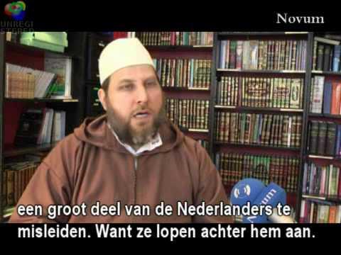 NOVUM - Imam Fawaz reageert op Geert Wilders