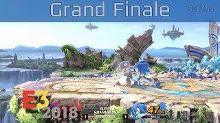 Super Smash Bros. - E3 2018 Invitational Finale [HD 1080P]