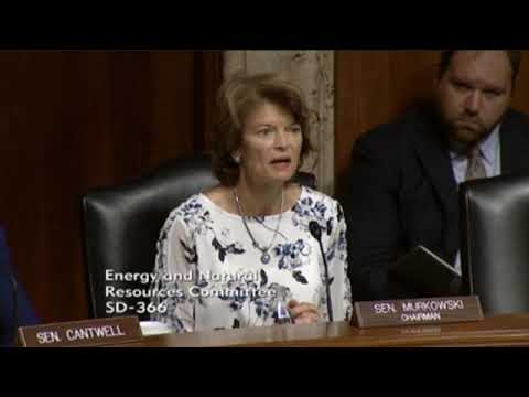 Senate Committee Hearing for Administrator of Energy Informa